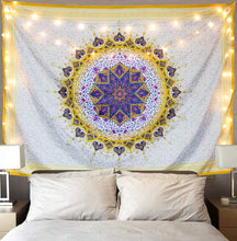 Load image into Gallery viewer, Purple Gold Tapestry - Tapestry Girls