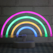 Load image into Gallery viewer, Neon Rainbow - Tapestry Girls