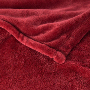 Red Fleece Blanket - Tapestry Girls