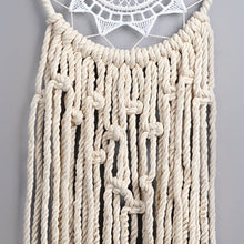 Load image into Gallery viewer, Rope Macrame Dreamcatcher - Tapestry Girls