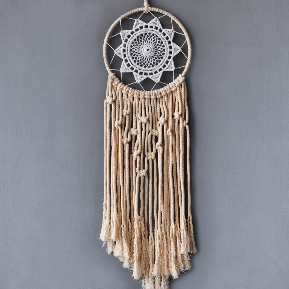 Rope Macrame Dreamcatcher - Tapestry Girls