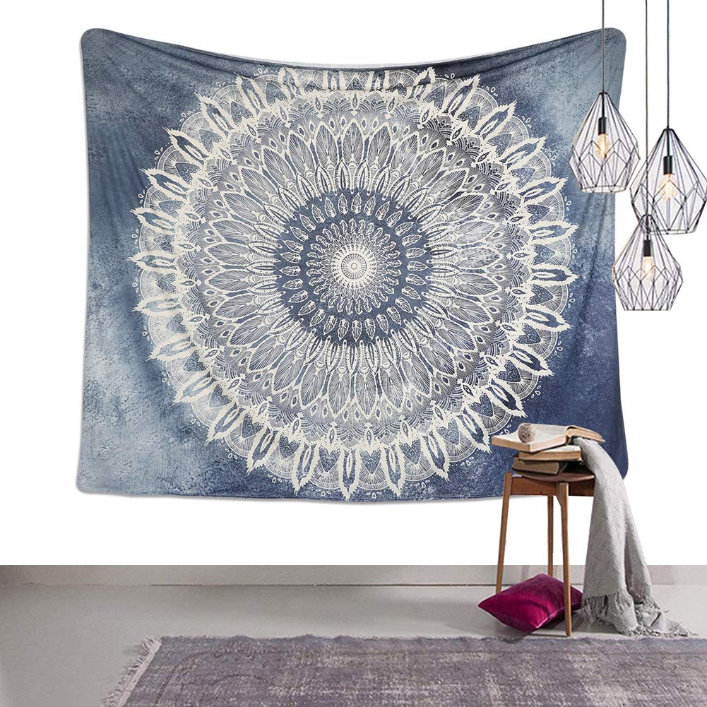 Rustic Grey Tapestry - Tapestry Girls
