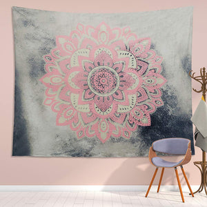 Rustic Pink Tapestry - Tapestry Girls