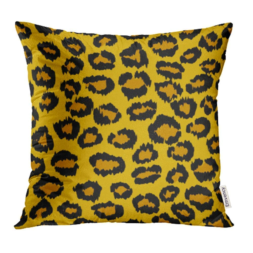 Safari Leopard Pillow - Tapestry Girls