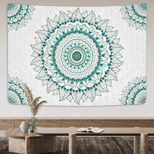 Load image into Gallery viewer, The Sage Mandala Tapestry - Tapestry Girls