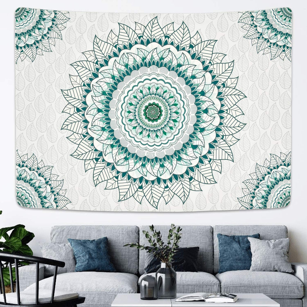The Sage Mandala Tapestry - Tapestry Girls