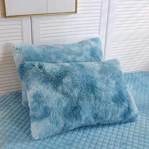 The Softy Teal Bed Set - Tapestry Girls