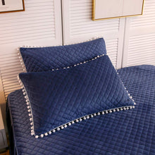 Load image into Gallery viewer, The Softy Blue Bed Set - Tapestry Girls