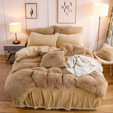 Softy Tan Bed Set - Tapestry Girls