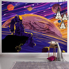 Load image into Gallery viewer, Space Man Forever Tapestry - Tapestry Girls