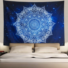 Load image into Gallery viewer, Star Night Blue Tapestry - Tapestry Girls