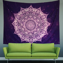Load image into Gallery viewer, Star Night Purple Tapestry - Tapestry Girls