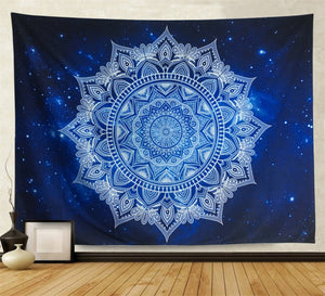 Star Night Blue Tapestry - Tapestry Girls