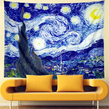 Load image into Gallery viewer, Starry Night Tapestry - Tapestry Girls