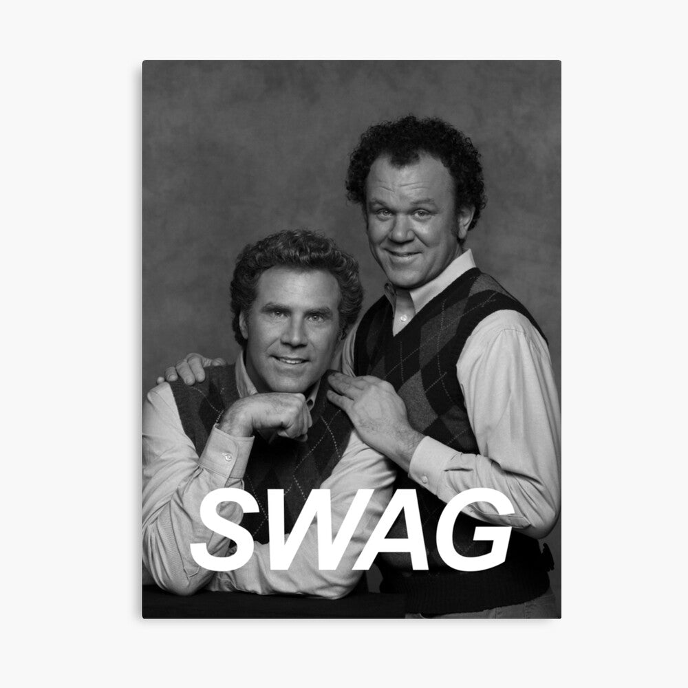 Step Brothers Swag Poster - Tapestry Girls