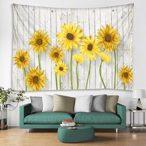 Sunflower Days Tapestry - Tapestry Girls