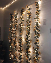Load image into Gallery viewer, Sunflower LED String Lights - Tapestry Girls
