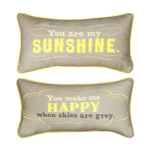Sunshine Pillow - Tapestry Girls
