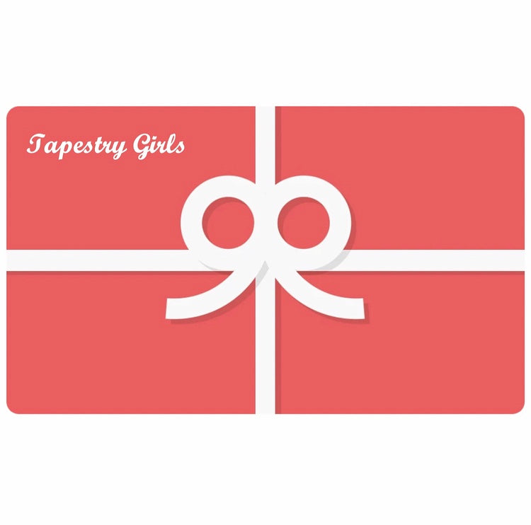 Gift Card - Tapestry Girls