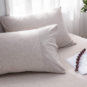The Loft Taupe Pillow Case Set - Tapestry Girls