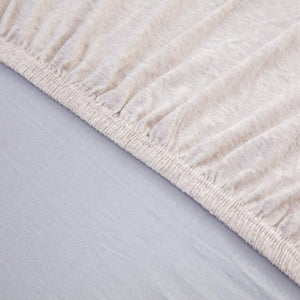 The Loft Taupe Fitted Sheet Set - Tapestry Girls
