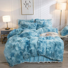 Load image into Gallery viewer, The Softy Teal Bed Set - Tapestry Girls