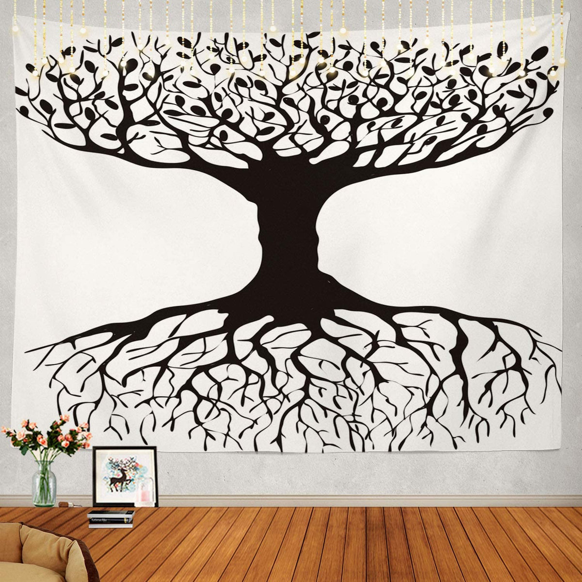 Willow Tree Tapestry - Tapestry For Room
