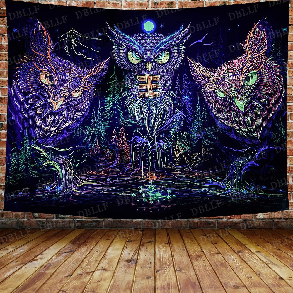 The Three Owl Tapestry - Tapestry Girls
