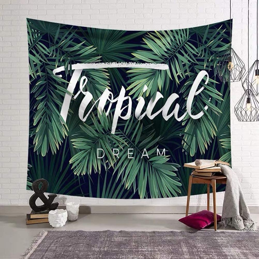 Tropical Dream Tapestry - Tapestry Girls
