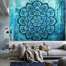 Load image into Gallery viewer, Turquoise Tapestry - Tapestry Girls