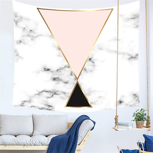 The Vanity Triangle Tapestry - Tapestry Girls