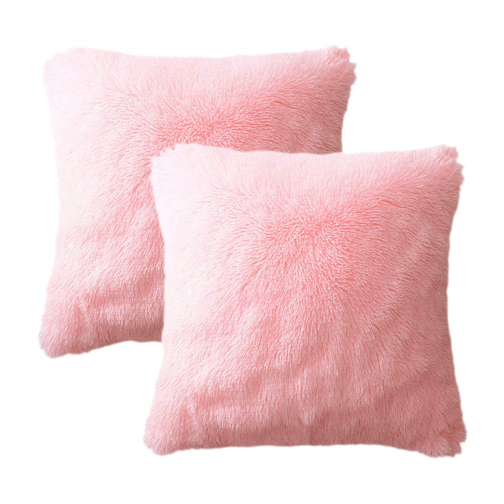 Softy Pink Pillows - Tapestry Girls