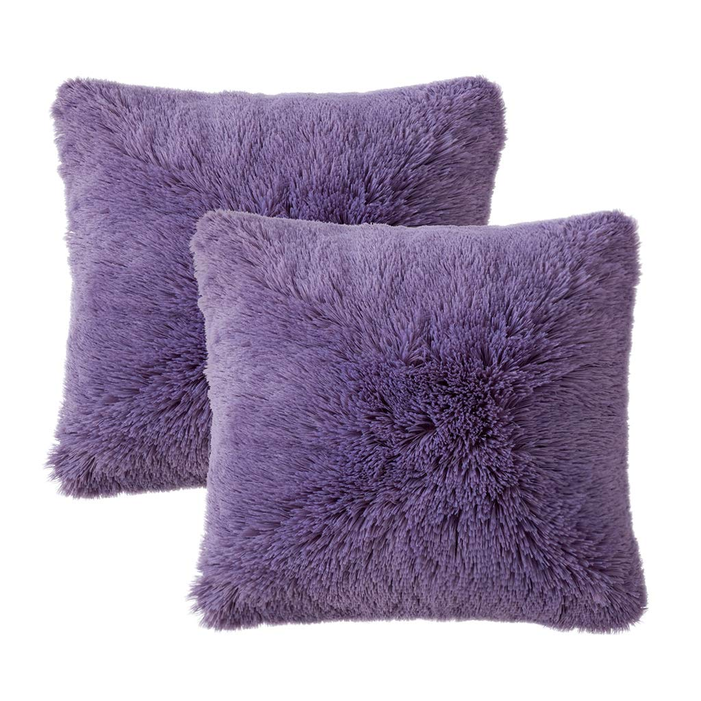 Softy Purple Pillows - Tapestry Girls