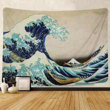 Load image into Gallery viewer, Wave Maker Tapestry - Tapestry Girls
