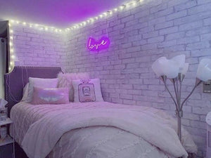 Edge LED White Lights - Tapestry Girls