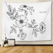Load image into Gallery viewer, The Wild Rose Tapestry - Tapestry Girls