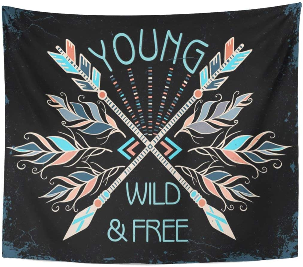 Wild and Free Tapestry - Tapestry Girls