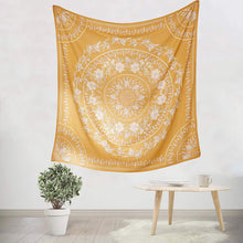 Load image into Gallery viewer, Yellow Floral Tapestry - Tapestry Girls