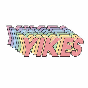 Yikes Poster - Tapestry Girls