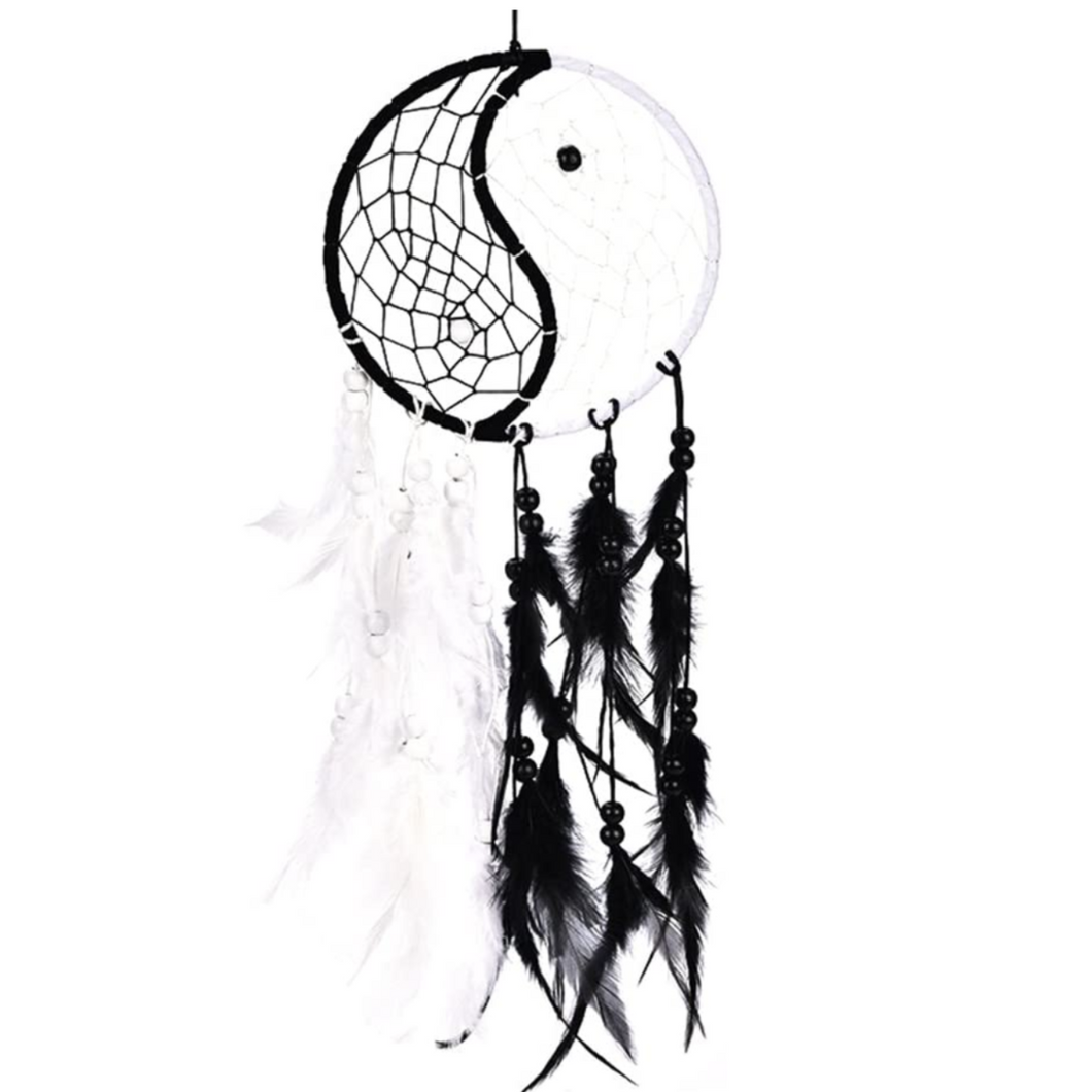 Yin Yang Dreamcatcher - Tapestry Girls