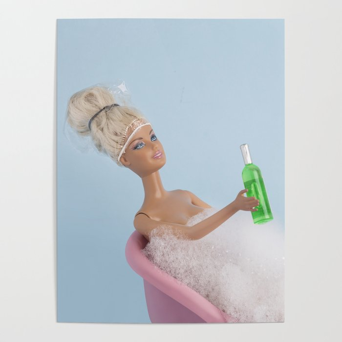 Birthday Barbie Poster - Tapestry Girls