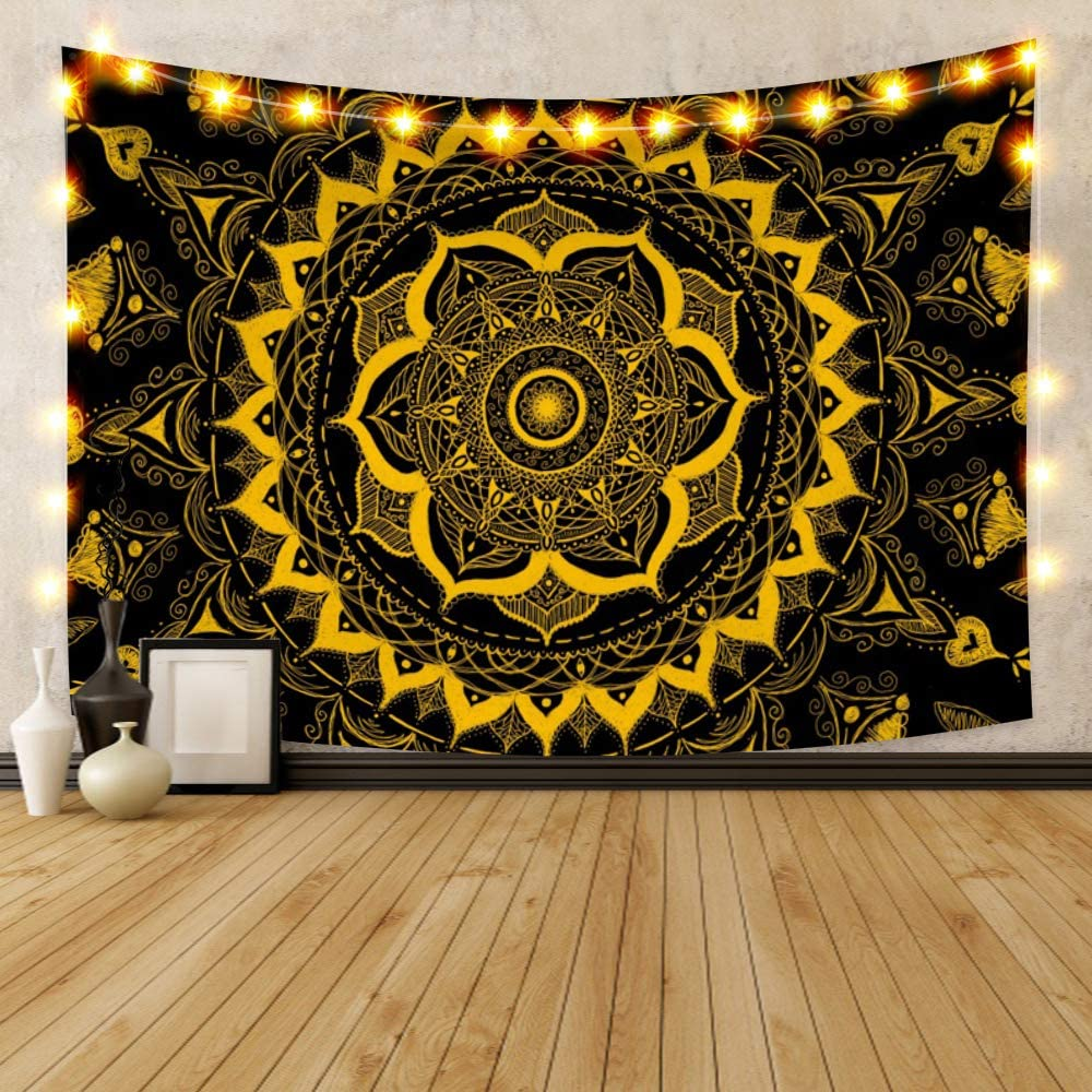 Yellow Jacket Tapestry - Tapestry Girls