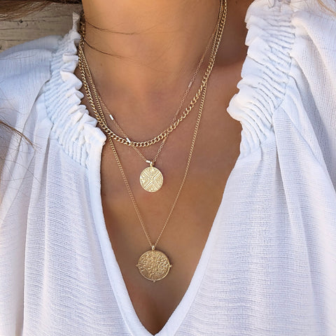 Mykonos Layered Necklace
