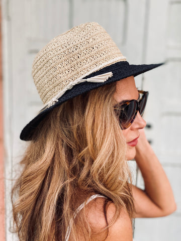 Beachside Straw Hat