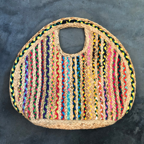 Colorful Polynesian Bag