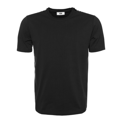 Black Label - LIFEOFABALR. Tape T-Shirt Black