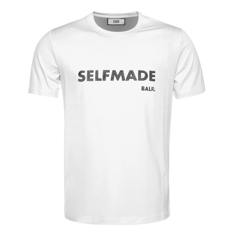 Black Label - Selfmade T-Shirt White