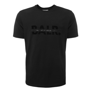 Censored Brand T-Shirt Black