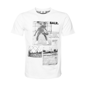Black Label - Court Dreams T-Shirt White