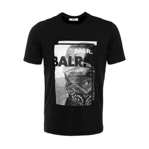 Black Label - Bandana T-Shirt Black